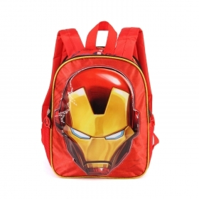 BACKPACK-Backpack is Reversible - MARVEL IRON MAN