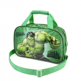 BAG DUFFEL bag with shoulder Strap, Gym-MARVEL HULK