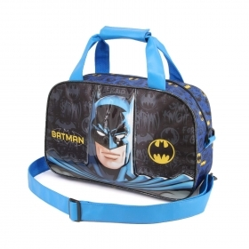 BAG DUFFEL bag with shoulder Strap Gym BATMAN