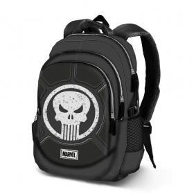BACKPACK Running School and Leisure Time - MARVEL Punisher