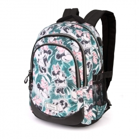 BACKPACK Running School and Free Time - DISNEY MINNIE mouse to