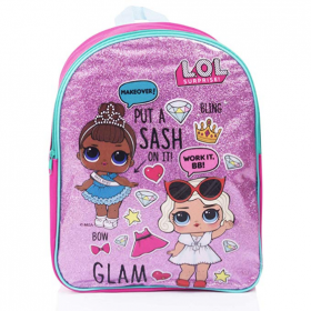 Folder Rucksack BACKPACK School Nursery - LOL SURPRISE to