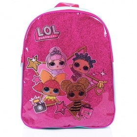 Folder Rucksack BACKPACK School Nursery - LOL SURPRISE b