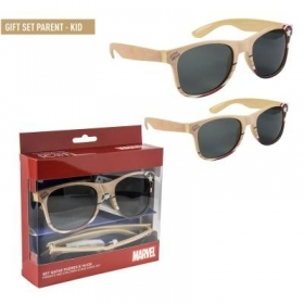 2 Pairs of Sunglasses for Adults and children - MARVEL Captain America