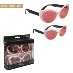 2 Pairs of Sunglasses for Adults and child, DISNEY MINNIE