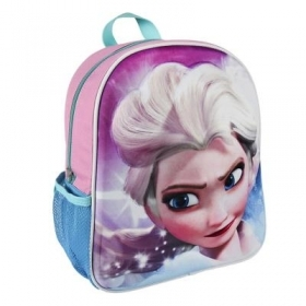 RUCKSACK Backpack School Nursery 3D - DISNEY FROZEN ELSA
