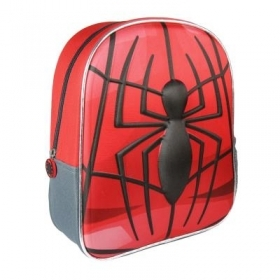 RUCKSACK Backpack School Nursery 3D - MARVEL SPIDERMAN