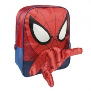 RUCKSACK Backpack School Nursery 3D - MARVEL SPIDERMAN new