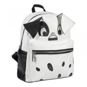 BACKPACK Backpack CASUAL FAUX leather School and Free Time - DISNEY CHARGE 101