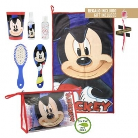 Beauty Case da viaggio con Accessori - DISNEY TOPOLINO