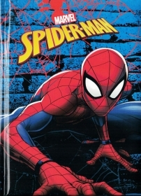 DIARY CALENDAR SCHOOL MARVEL SPIDERMAN - 10 months