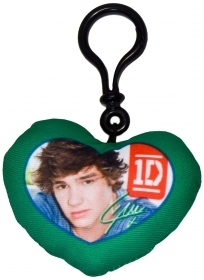 Keyring in Heart DISNEY PILLOW GROUP - ONE DIRECTION - LIAM