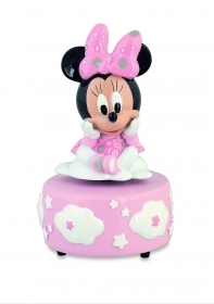 CARILLON Resin DISNEY MINNIE mouse