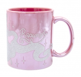 CUP GLITTER with Box DISNEY - RAPUNZEL