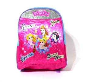 BACKPACK Holdall School Kindergarten - DISNEY PRINCESSES