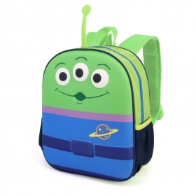 Folder School BACKPACK KINDERGARTEN 3D - Toy Story Alien