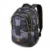 BACKPACK Running School and Leisure Time - MARVEL BATMAN