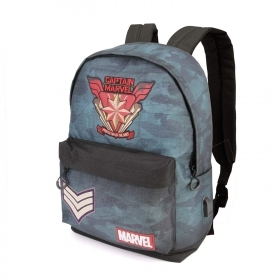 BACKPACK Running School and Leisure Time - CAPTAIN MARVEL