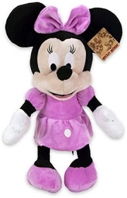 PLUSH WALT DISNEY MINNIE 90th Anniversary - 43 cm