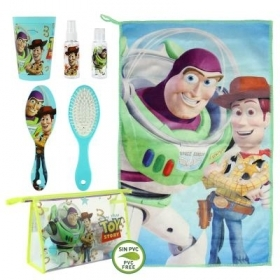 Beauty Case da viaggio con Accessori - DISNEY TOY STORY