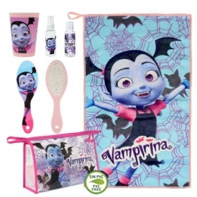 Beauty Case da viaggio con Accessori - DISNEY VAMPIRINA
