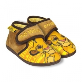 SLIPPERS, SHOES, HOME DISNEY's LION KING FROM no. 23 to 28