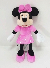 PLUSH WALT DISNEY MINNIE mouse - 20 cm
