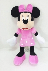 PLUSH WALT DISNEY MINNIE - 45 cm
