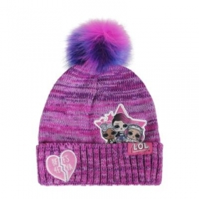 HAT With POM poms - LOL SURPRISE b