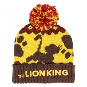HAT with POM-POM - DISNEY LION KING