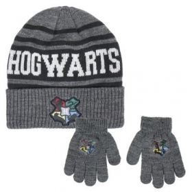 HAT, more GLOVES - HARRY POTTER