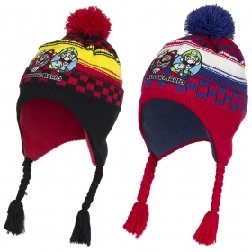 HAT Peruvian With POM poms - MARIO BROS