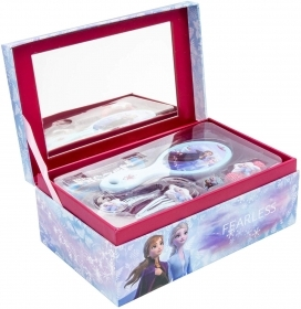 JEWELRY box with ACCESSORIES Disney FROZEN 2 - Elsa and Anna