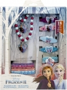 Set of Accessories for Hair - 18 pieces - Disney FROZEN 2 - Elsa and Anna