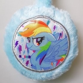 Earmuffs Warms ears MY LITTLE PONY to