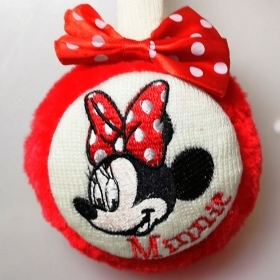 Earmuffs Warms ears, DISNEY MINNIE