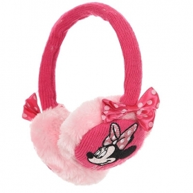 Earmuffs Warms ears, DISNEY MINNIE to
