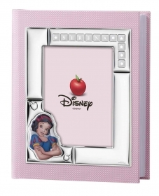 Photo ALBUM With Frame Customizable - Pages - DISNEY snow white