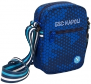 Shoulder Bag NAPLES - SSC NAPOLI - Official and Original