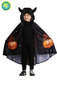 COAT with HAT, HALLOWEEN baby girl PUMPKIN -