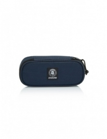Astuccio Portapenne INVICTA - LIP PENCIL BAG - blu Scomparto interno