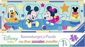 Puzzle in legno - Ravensburger - DISNEY BABY