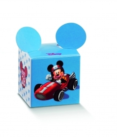 10 Boxes Cube brings Confetti DISNEY MICKEY mouse MICKEY GO