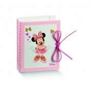 Wedding favour POUCH Box-porta Confetti BOOK DISNEY MINNIE Ballerina