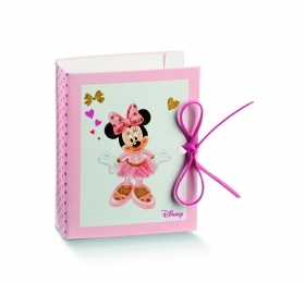 10 Boxes door Confetti BOOK DISNEY MINNIE Ballerina