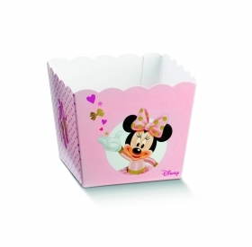 10 Boxes Vase brings Confetti Candy DISNEY MINNIE Ballerina