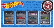 Hot Wheels Mega Pack of 50 toy Cars with Realistic Details